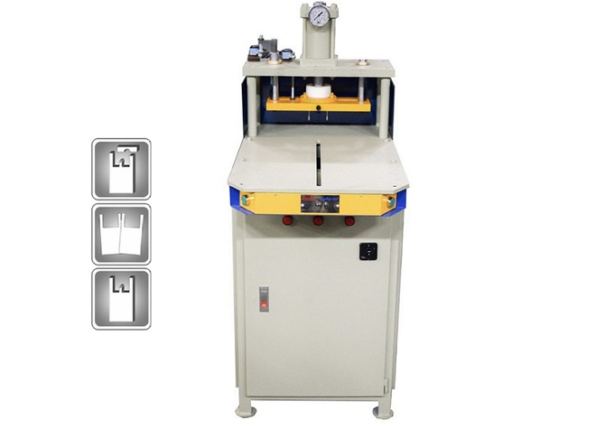 دستگاه پانچ,plastic punching machine
